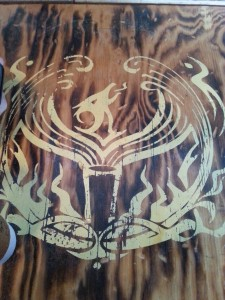 Phoenix Logo and Table