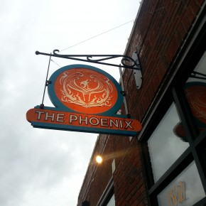 The Phoenix Cafe: A Bookish Base in Tulsa, Oklahoma