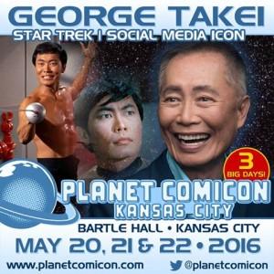 George Takei PCC