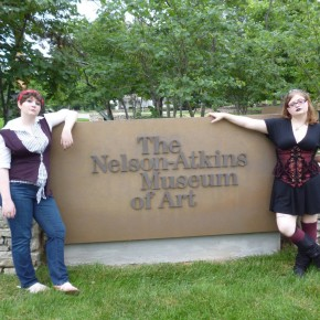 The Nelson-Atkins Art Gallery